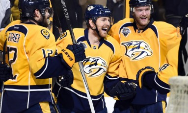 Nashville Predators Need More National TV Games
