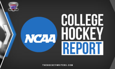 College Hockey Report: Boston College and UMass Lockup in Early Season Tilt