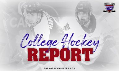 College Hockey Report: Recapping the First Round of the ECAC and Atlantic Tournaments