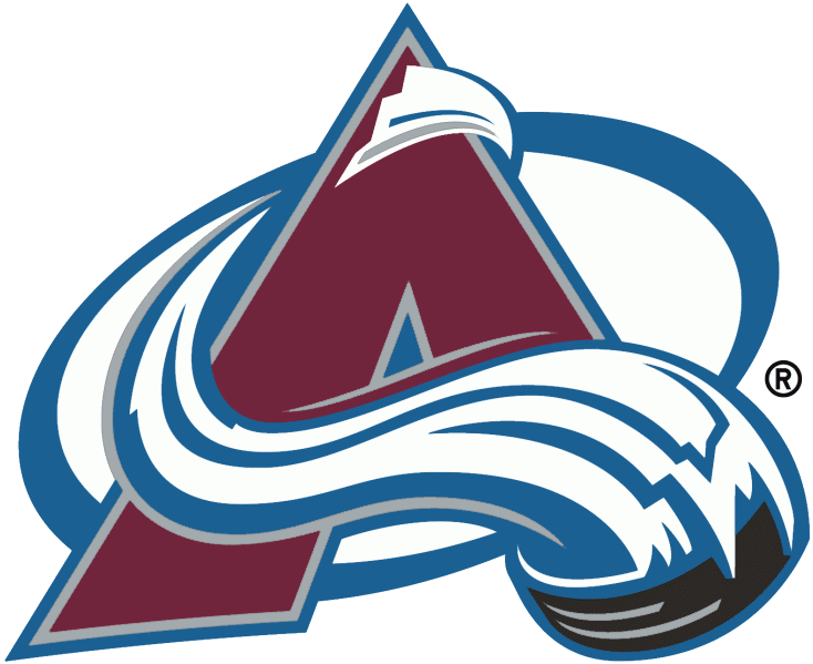 Colorado Avalanche logo 2016-17