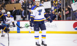 Projecting the Blues' 2020-21 Blue Line