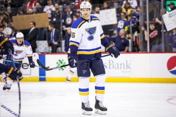 Colton Parayko St. Louis Blues