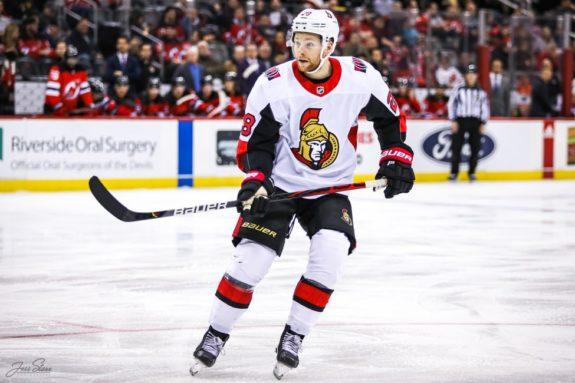 Connor Brown Ottawa Senators