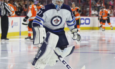 Hellebuyck Seizes the Crease in Winnipeg