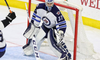 Hellebuyck's Play Far from Solid This Season