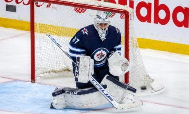 Connor Hellebuyck Returning to Finer Form
