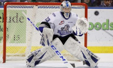 Victoria Royals Look to Their Youth