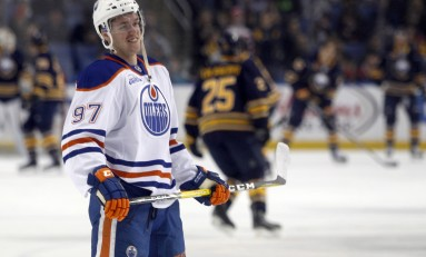 The Best Goals From Connor McDavid's Rookie Season: Video