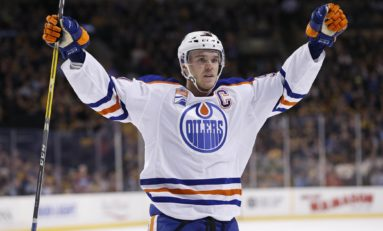 Recap: Oilers Capitalize on Chances to Beat Sharks