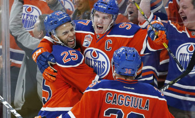 Oilers Historically Lethal in First Round of Playoffs