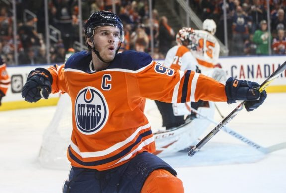 How Do the Oilers Stack up Against the Pacific Division?
