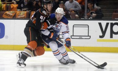 Oilers Could Use a McDavid Moment