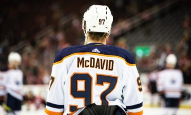 McDavid, Laine, Crosby Named NHL's 3 Stars