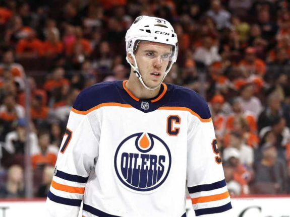 Connor McDavid, Edmonton Oilers, Bridge Deal