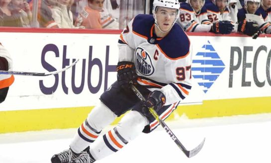 McDavid's Silky Shootout Goal Lifts Oilers Over Blues