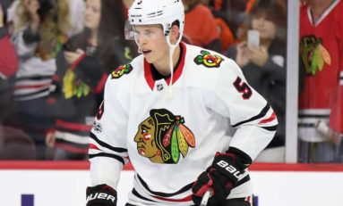 Chicago Blackhawks Seek Replacement with Murphy Out