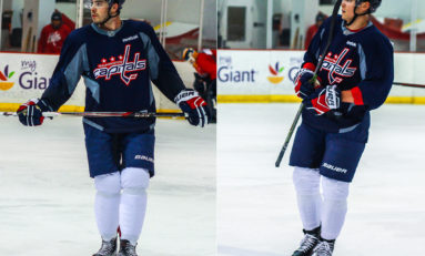 WHL to NHL, Capitals Prospects Share Strong Bond