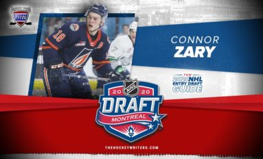 Connor Zary - 2020 NHL Draft Prospect Profile