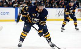 NHL News & Notes: Sabres, Falk, Krejci & More