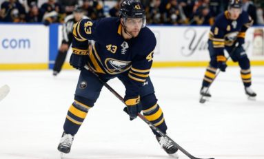 NHL News & Notes: Sabres, Falk, Krejci & More