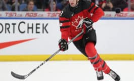 Timmins Discusses His Golden Assist, Team Canada & His Game