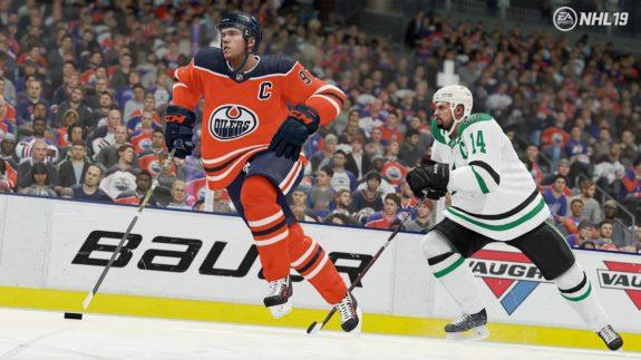 McDavid EA Sports NHL19