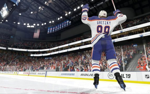 Wayne Gretzky - EA Sports NHL19
