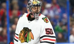 Blackhawks Finish off Their Road Trip Strong
