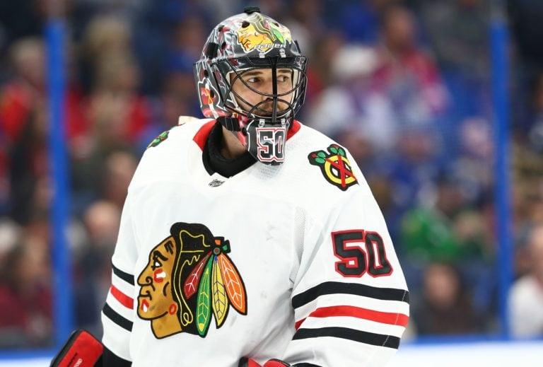 Corey Crawford Chicago Blackhawks