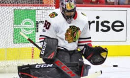 THW's Goalie News: Crawford's Dominance, Brodeur's New Role & More