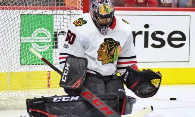 Blackhawks Should Move on From Crawford