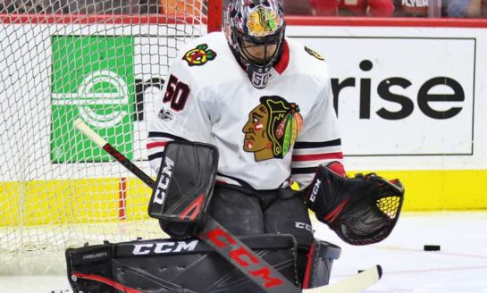 What We Learned About the Blackhawks in the Qualifying Round