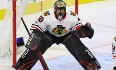 THW's Goalie News: Price Destroyed, Crawford Perfect