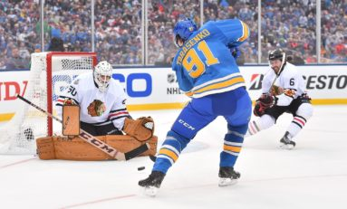 Recap: Tarasenko Leads Winter Classic Rally