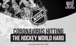 Coronavirus Hitting the Hockey World Hard - Updated