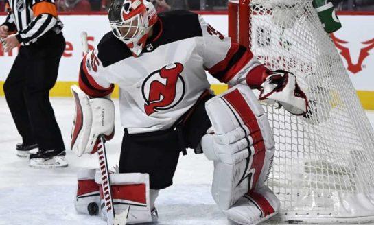 Devils Pushed to Brink of Elimination