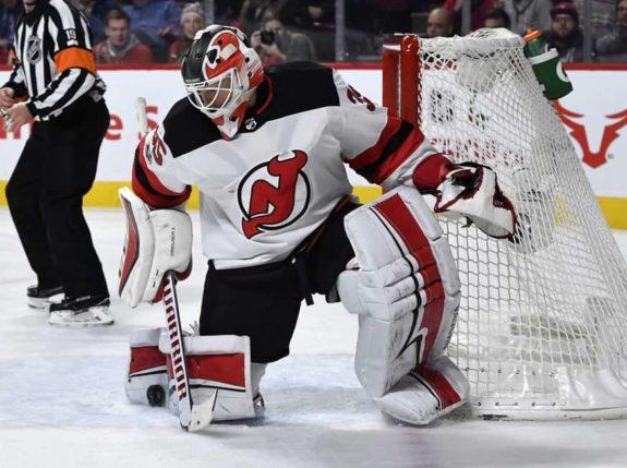 a61a8fd38 New Jersey Devils  Cory Schneider on the Schneid