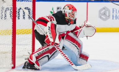 Schneider Still Searching For a Win As Devils Season Slips Away