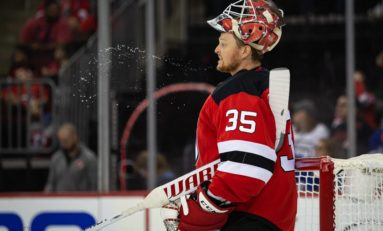 Schneider Should Be Masterton Trophy Nominee for Devils Again