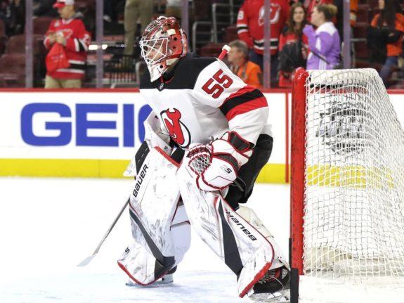 Ken Appleby #55, New Jersey Devils