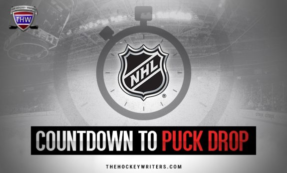 Countdown to Puck Drop NHL 2019 2020 Season