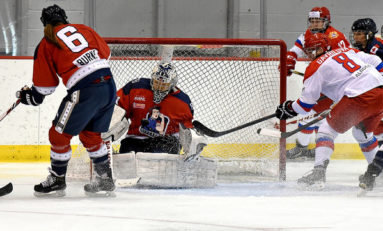 """""""From Across the Eastern Sea"""": NY Riveters Goalie Sojung Shin"""