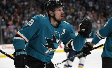 Sharks Withstand Late Surge by Wild in 6-5 Victory