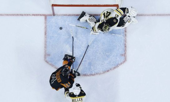 Flyers Rally Past Bruins - Couturier Nets Hat Trick