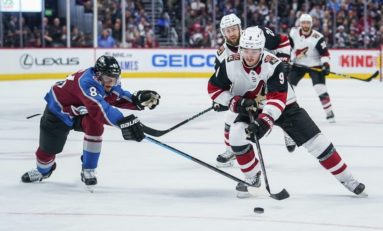 Coyotes a Potential Sleeper Threat for Avalanche in West Division