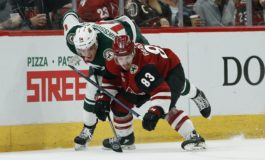 Coyotes & Kuemper Shutout Wild - Continue Playoff Push