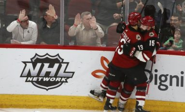 Coyotes Cover Canucks - Richardson Nets 4