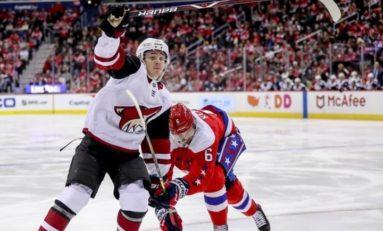 Coyotes Take Advantage of Capitals' Struggling PK
