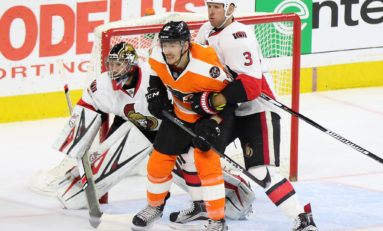 Flyers' Raffl Will Have a Bounce-Back Year