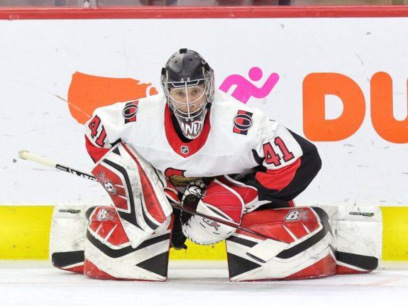 Craig Anderson Ottawa Senators